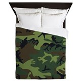 Camo Luxe Full/Queen Duvet Cover