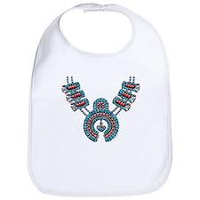 Cute Native american Bib