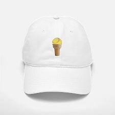 Perfect Summer - Yellow Baseball Baseball Cap