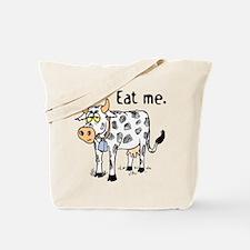 """Eat me"" Canvas BBQ Tool Bag"
