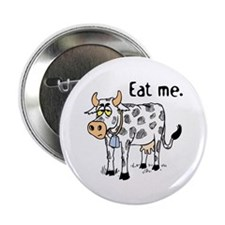 """Eat me.""<br>BBQ Apron Badge"