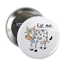 """Eat me.""<br>BBQ Apron Badge"