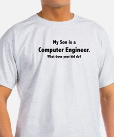 Computer Engineer Son T-Shirt
