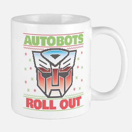 Transformers Autobots Roll Out Mug