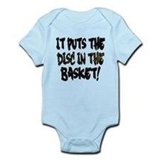 It Puts the Disc in the Basket Body Suit