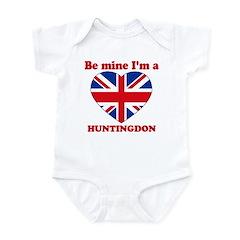 Huntingdon, Valentine's Day Infant Bodysuit