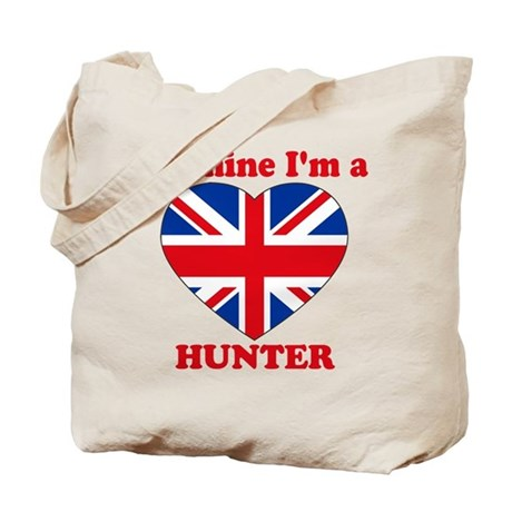 Hunter, Valentine's Day Tote Bag