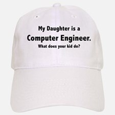 Computer Engineer Daughter Baseball Baseball Cap