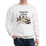 lubly bully original designs Sweatshirt