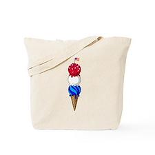 July Triple Treat Tote Bag