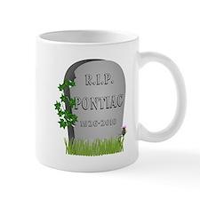 R.I.P. Pontiac Mugs