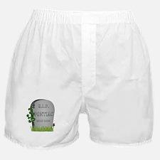 R.I.P. Pontiac Boxer Shorts