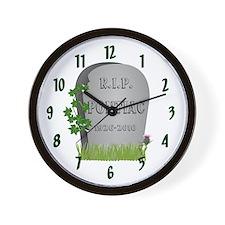 R.I.P. Pontiac Wall Clock