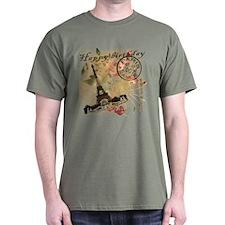 7.07 Birthday Vintage T-Shirt