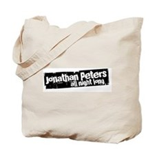 Jonathan Peters All Night Lon Tote Bag