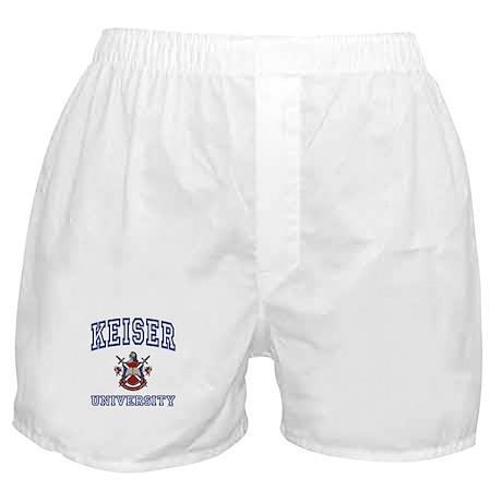 KEISER University Boxer Shorts