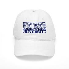 KEISER University Baseball Baseball Cap