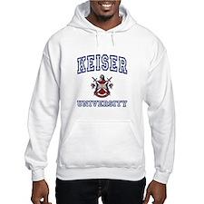 KEISER University Hoodie