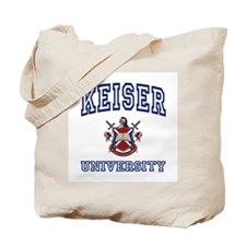 KEISER University Tote Bag