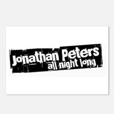 Jonathan Peters All Night Lon Postcards (Package o