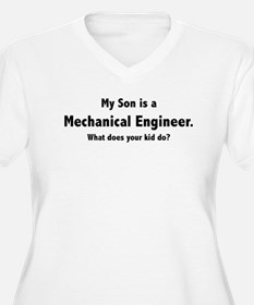 Mechanical Engineer Son T-Shirt