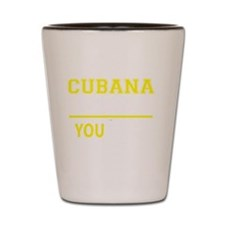 Cool Cubana Shot Glass