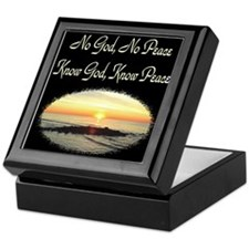 LOVE KNOWING GOD Keepsake Box