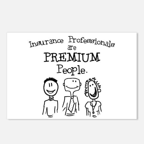 """""""Premium People"""" Postcards (Package of 8)"""