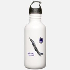 vf143logoApp.jpg Water Bottle