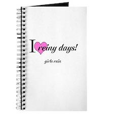 I love reiny days! Journal