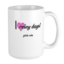 I love reiny days! Mug