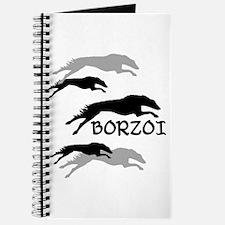 Many Borzois Running Journal