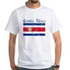 Costa rica Flag Shirt