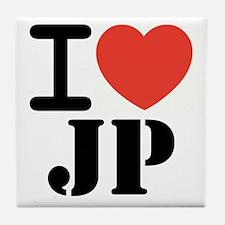 I love JP Tile Coaster