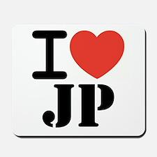 I love JP Mousepad