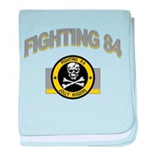 Cool Fighting 14 baby blanket