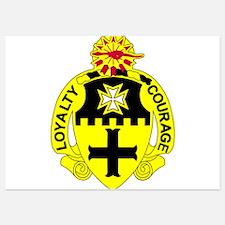 5th Squadron 5th Cavalry.psd Invitations