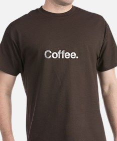 Coffee. T-Shirt
