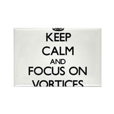 Keep Calm by focusing on Vortices Magnets