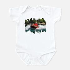 Whirlpool Jet Boat Infant Bodysuit