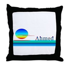 Ahmed Throw Pillow
