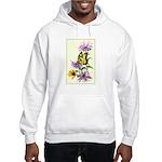 Bergamot & Butterfly Hooded Sweatshirt