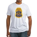Border Patrol Air Ops Fitted T-Shirt
