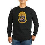 Border Patrol Air Ops Long Sleeve Dark T-Shirt