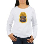 Border Patrol Air Ops Women's Long Sleeve T-Shirt