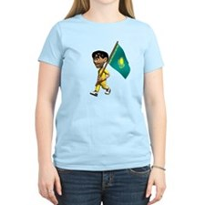 Kazakhstan Boy T-Shirt