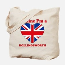 Hollingsworth, Valentine's Da Tote Bag