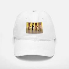 Ballet Dancers on Pointe or on Toes Baseball Baseball Baseball Cap
