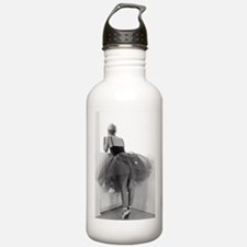 Ballerina Waiting Offstage Water Bottle