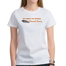 Monorail Orange Tee